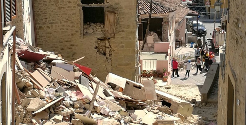 Earthquake in Central Italy: the commitment towards the damaged schools